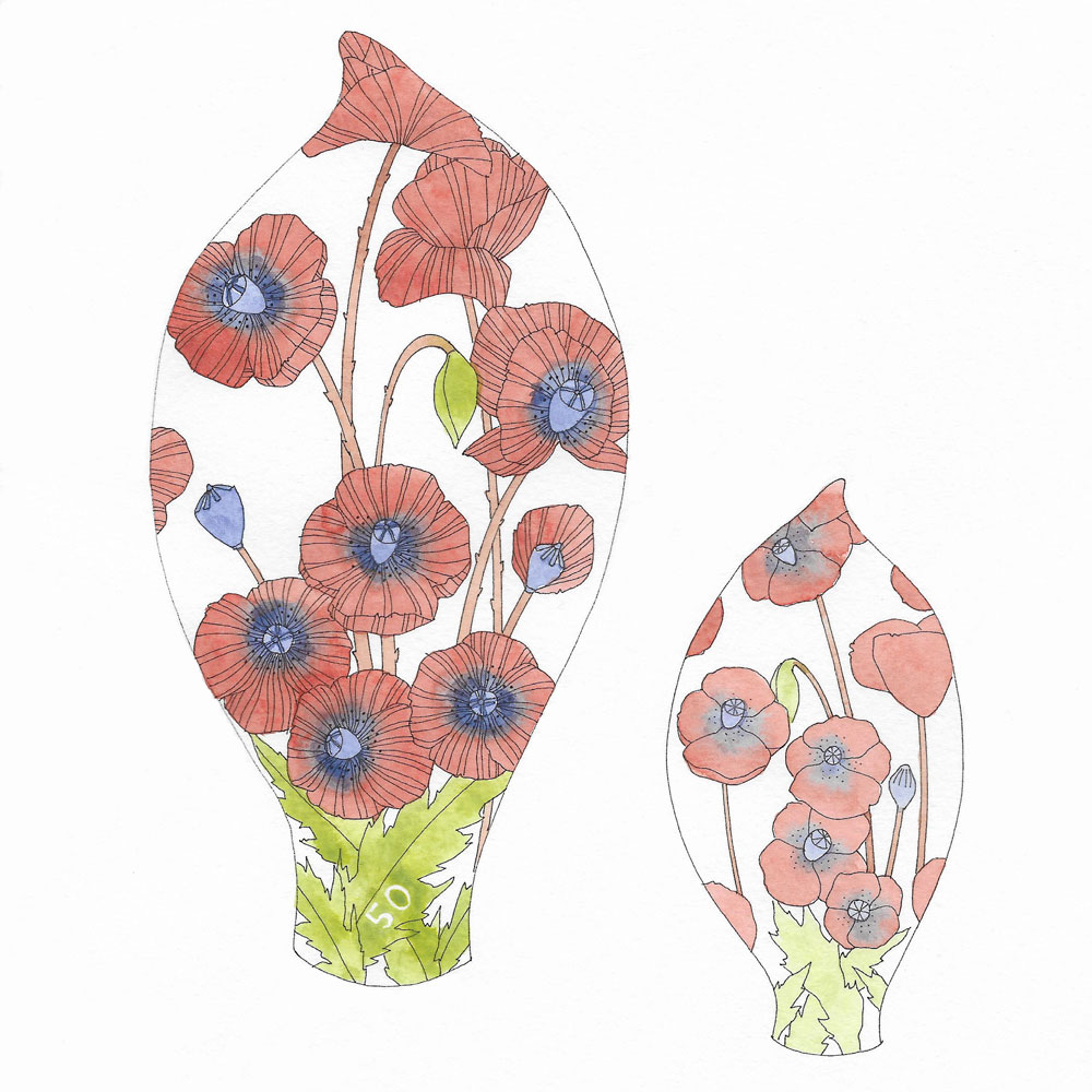 Field Poppy - Tiffany Scull