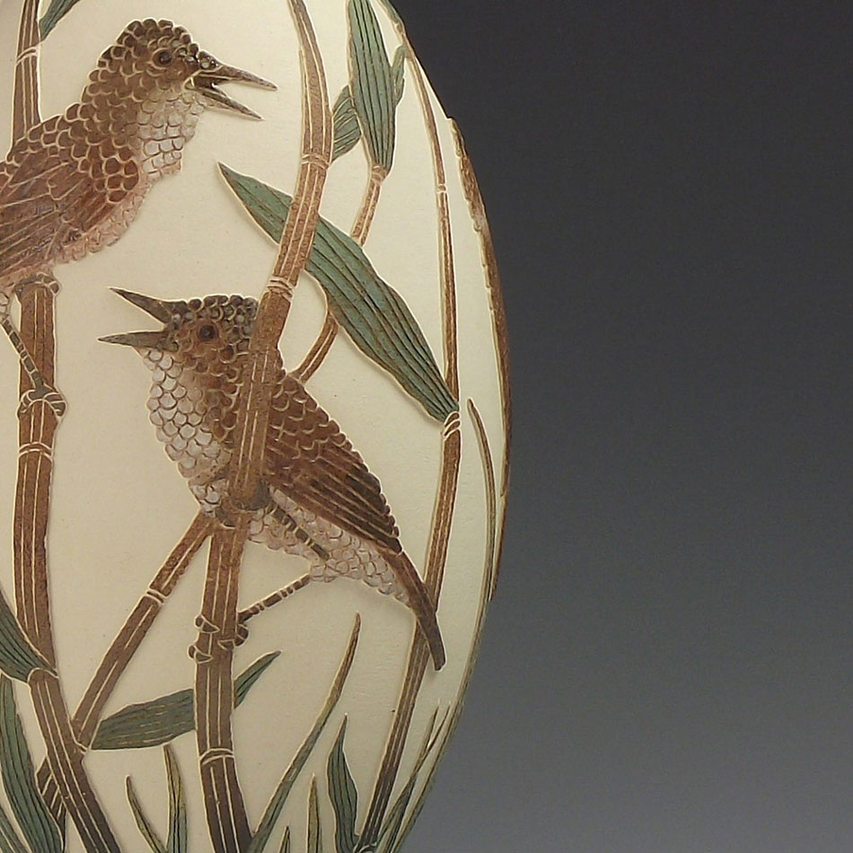 Reed Warblers - Tiffany Scull